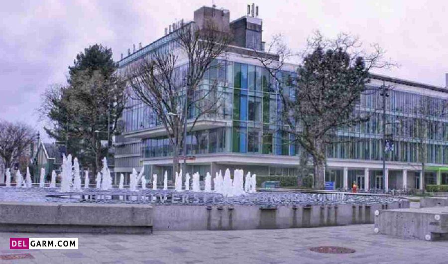 دانشگاه بریتیش کلمبیا ( UNIVERSITY OF BRITISH COLUMBIA)
