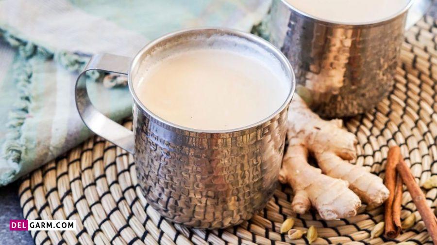 18 خاصیت بی نظیر شیر زنجبیل برای سلامت بدن