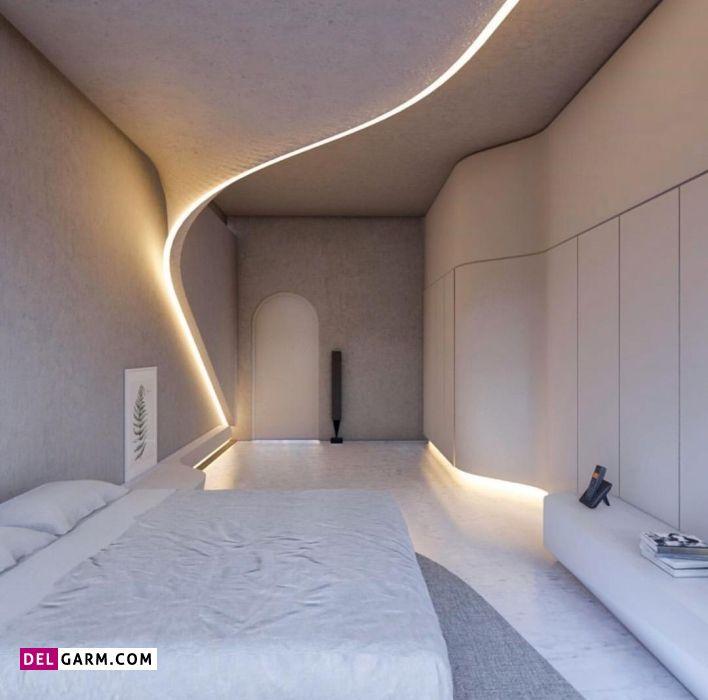 بهترین مدل کناف اتاق خواب+نمونه