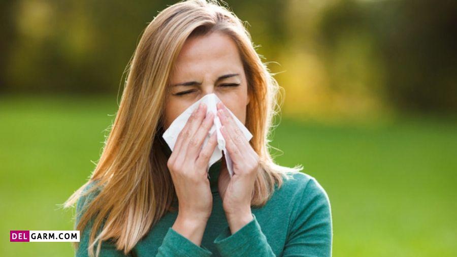 آلرژن ها برای درمان سرفه