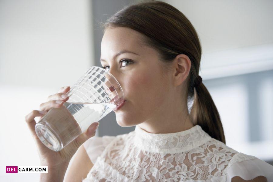 بیشتر آب بنوشید