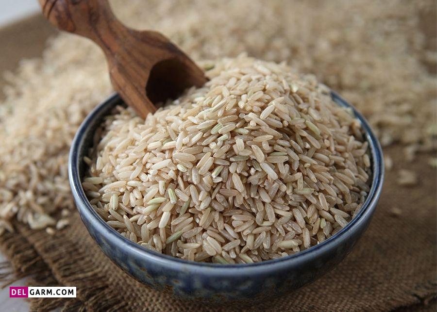 پودر پروتئین برنج قهوهای