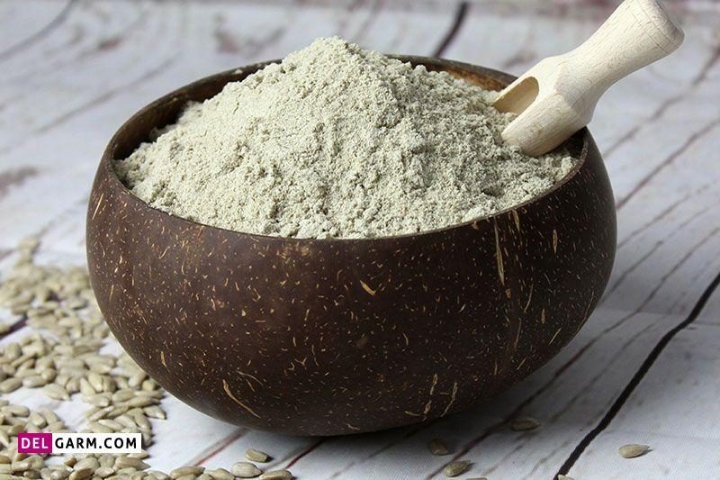 پودر پروتئین دانه آفتابگردان
