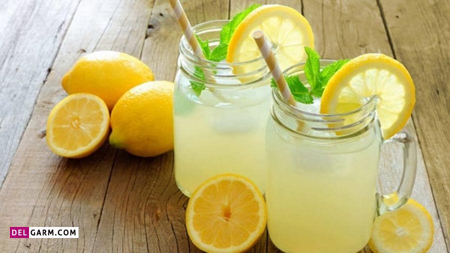 دستور تهیه شربت لیموناد با لیمو ترش و عسل