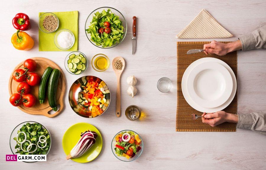 چگونه جذب آهن از غذاهای گیاهی را افزایش دهیم؟