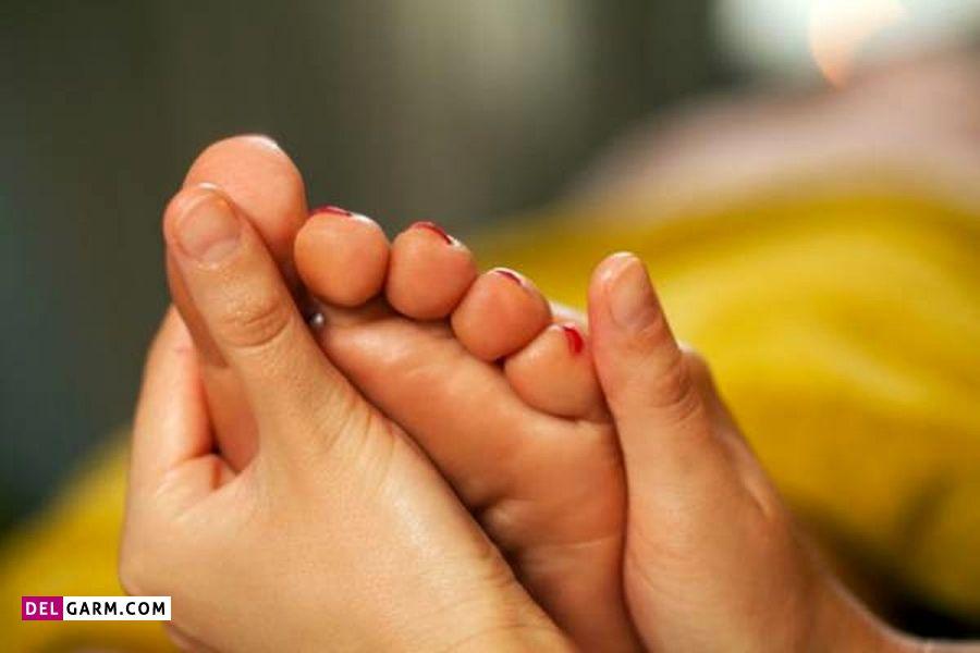 سنگینی پاها