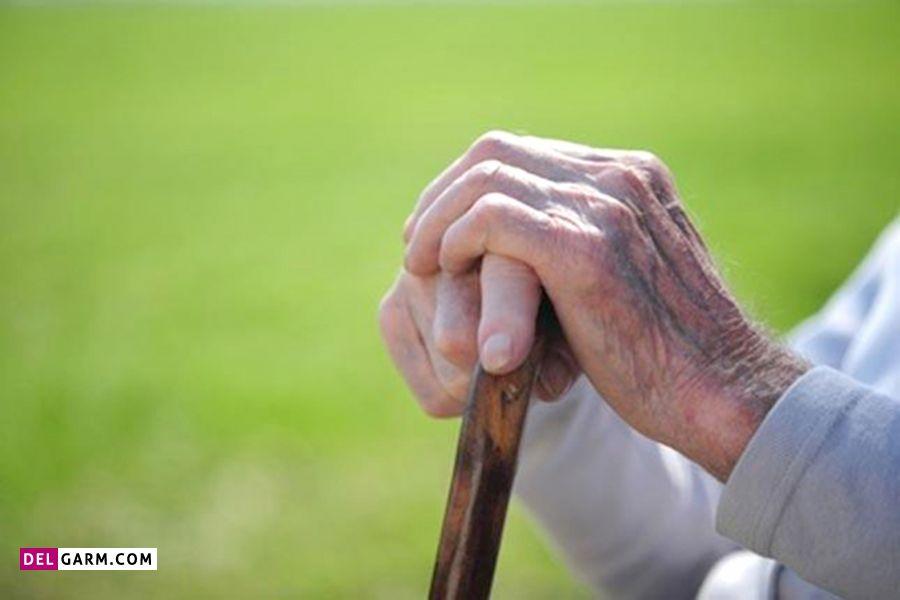احساس تنهایی در سالمندان