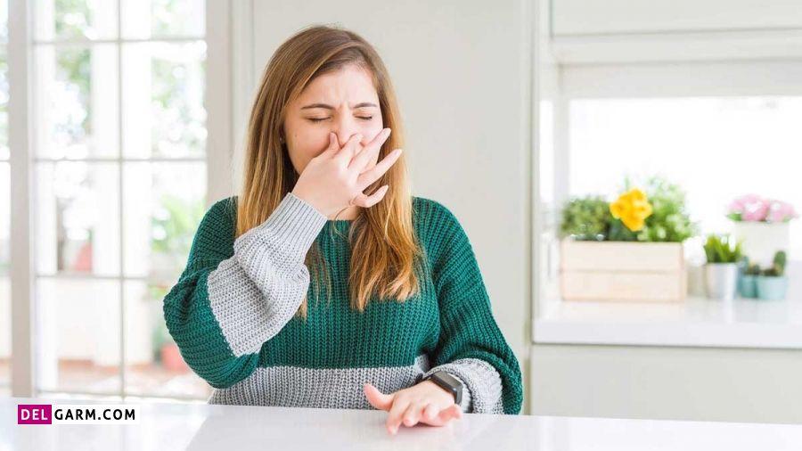 بوی بد کولر گازی