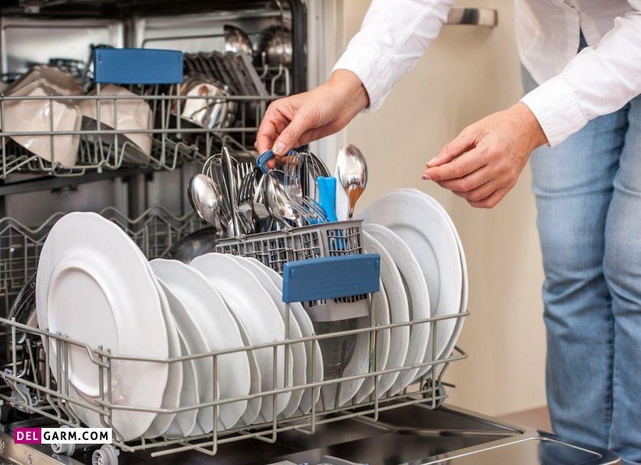 زمان نرمال برای شستشو در ماشین ظرفشویی