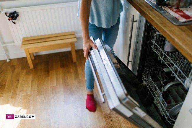 روشن نشدن ماشین ظرفشویی