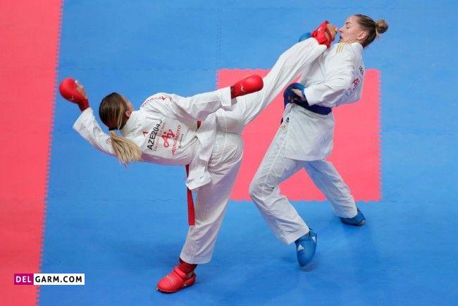 تفاوت های تکواندو و کاراته
