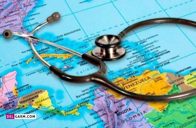 توریسم درمانی چیست ؟