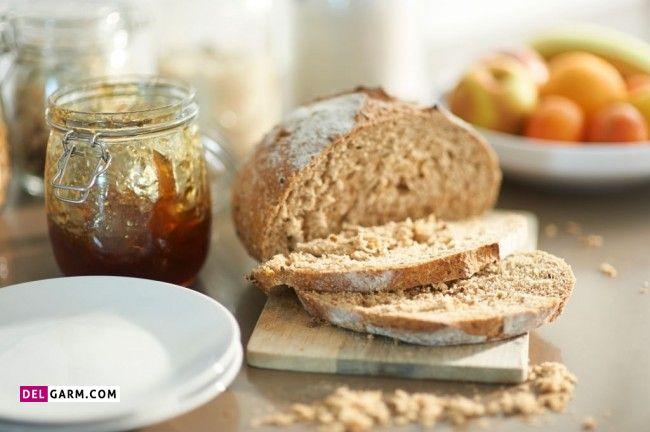 کاهش وزن با نان