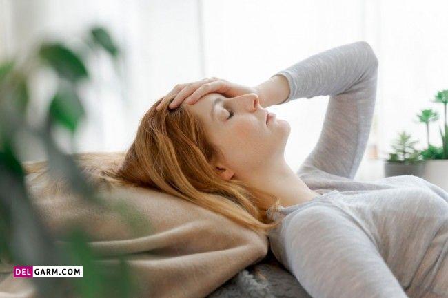 علت سردرد هورمونی در زنان
