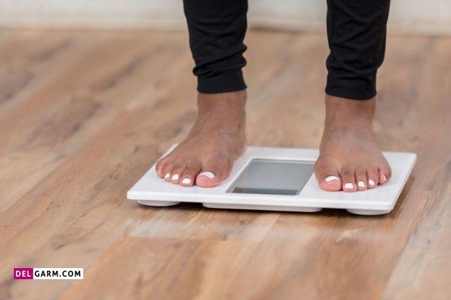 دلایل نوسانات وزنی