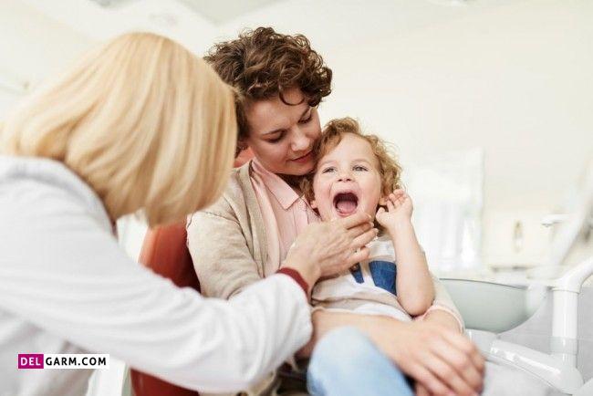 علائم پوسیدگی دندان کودکان 2 تا 3 سال