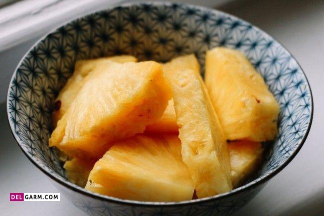 ترشی آناناس