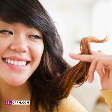 موی سالم با بیوتین