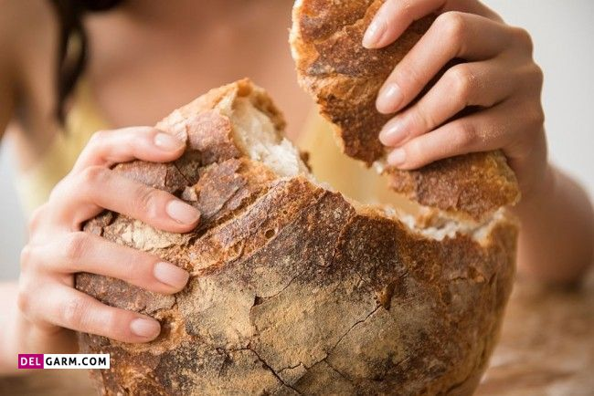 ارزش غذایی انواع نان