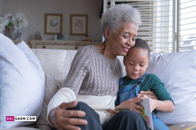ارث بردن نوه از پدربزرگ | ارث نوه از مادربزرگ