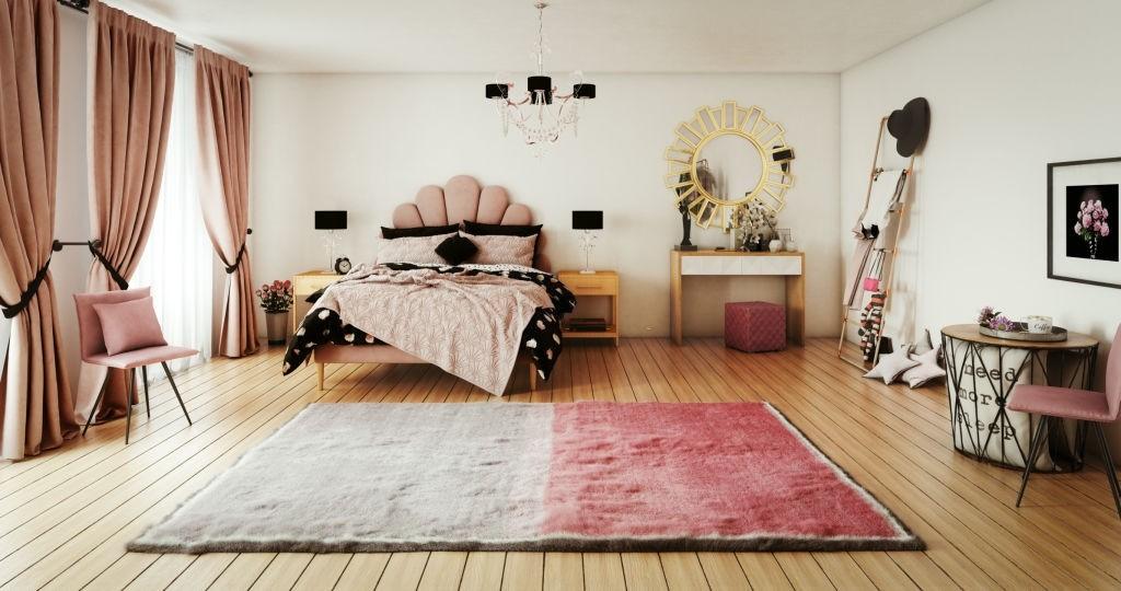 فرش طرح کلاسیک