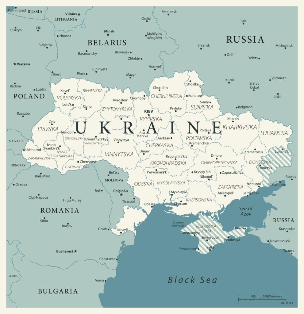 ویزای کاری اوکراین
