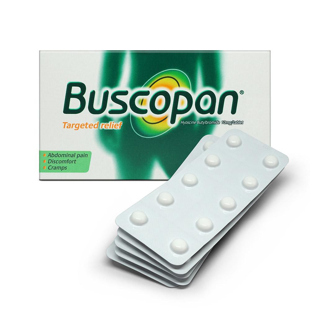 موارد مصرف قرص بوسکوپان