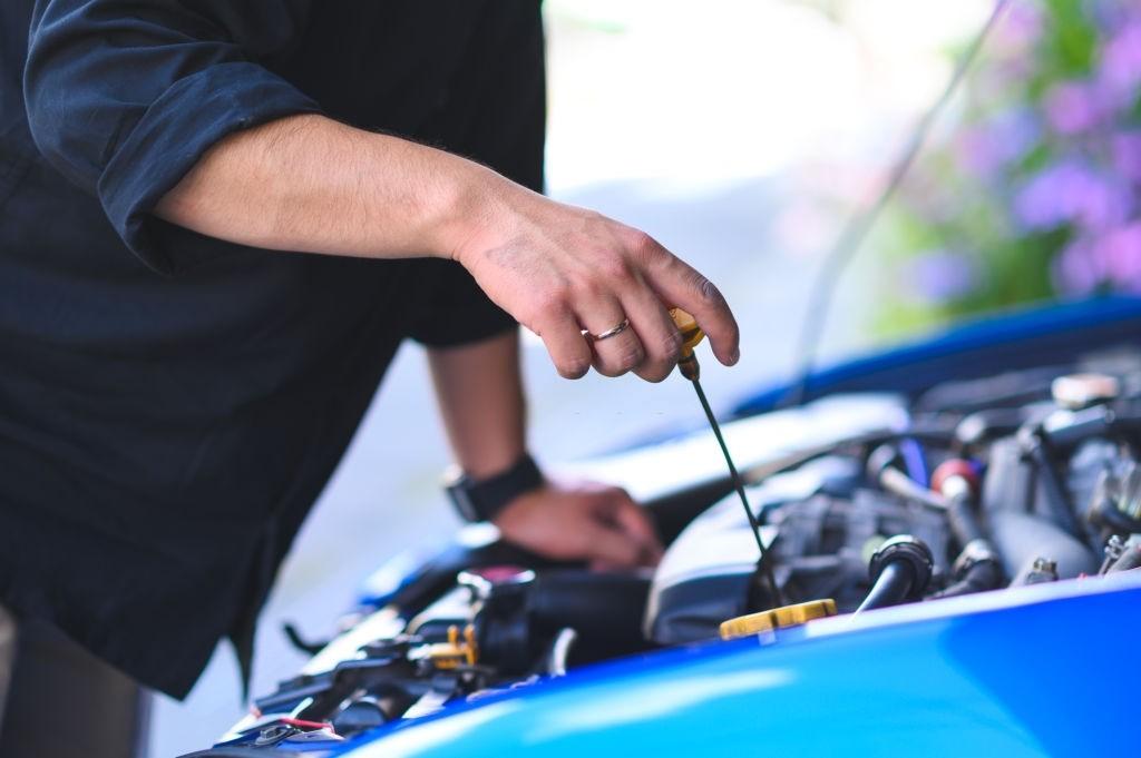 دلیل اصلی  روغن سوزی خودرو