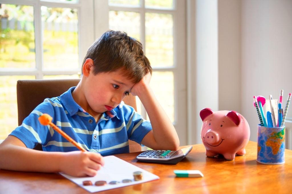 گام های مهم آموزش سواد مالی به کودکان