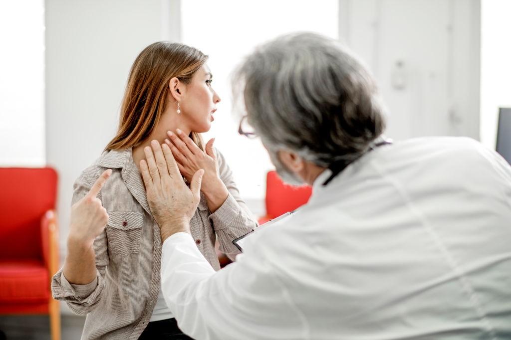 علائم اولیه بیماری لنفادنوپاتی