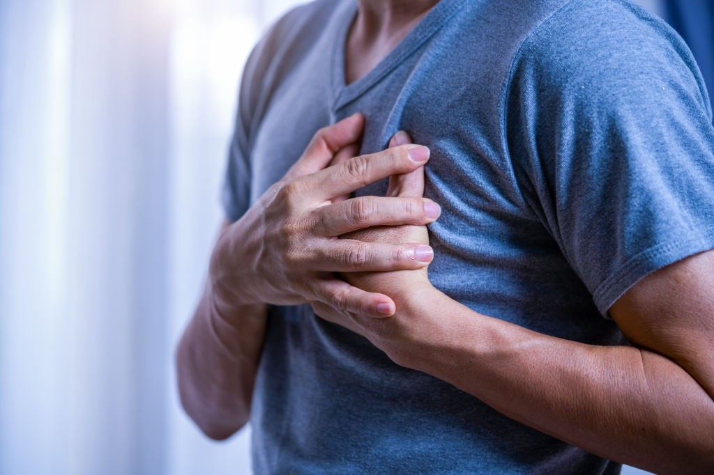 علائم تصلب شریان