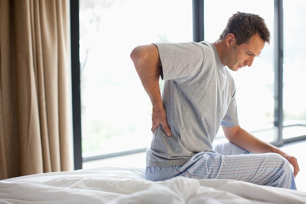 علت کمر درد بعد از رابطه جنسی چیست؟