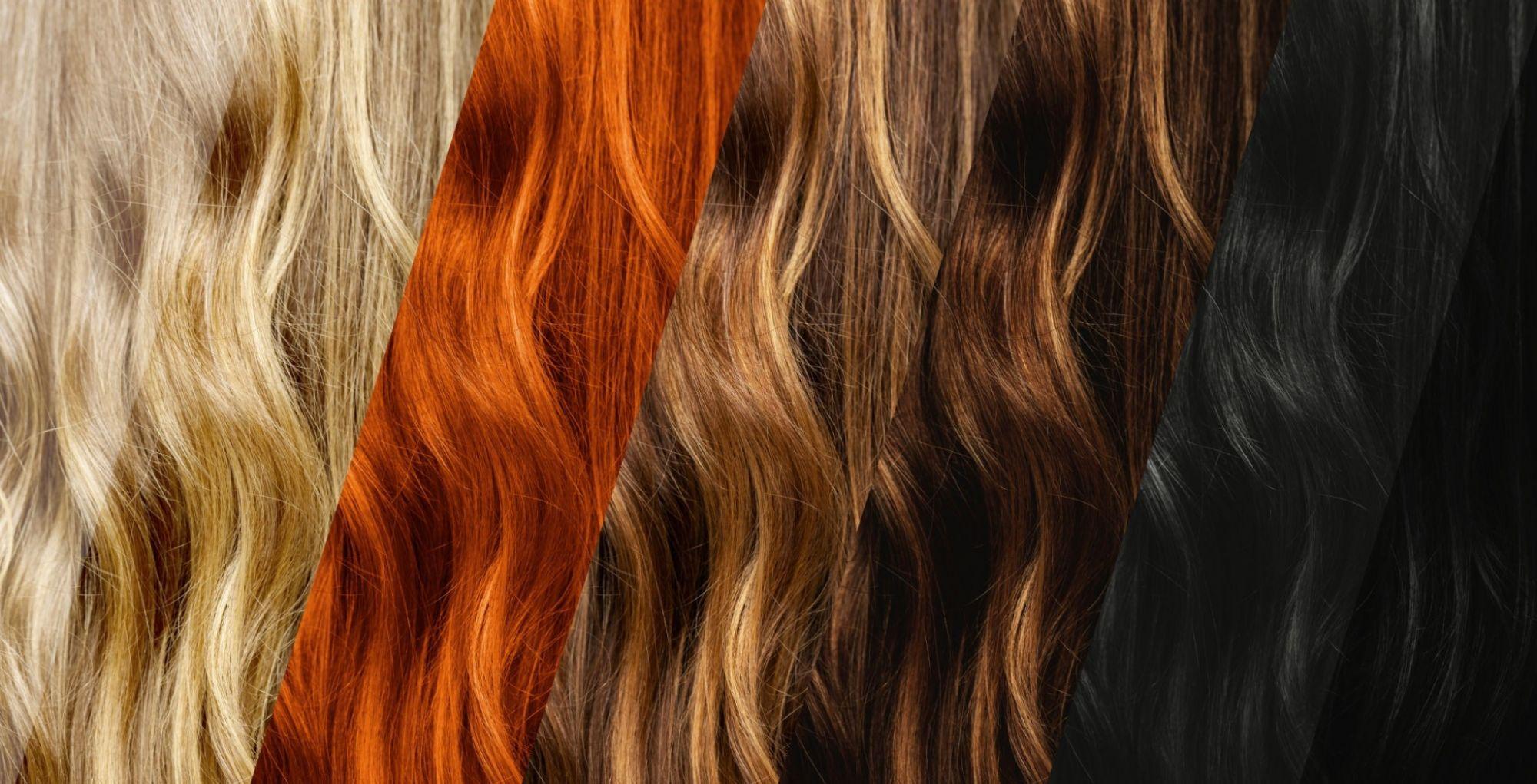رنگساژ کردن مو چیست و چگونه انجام میشود؟