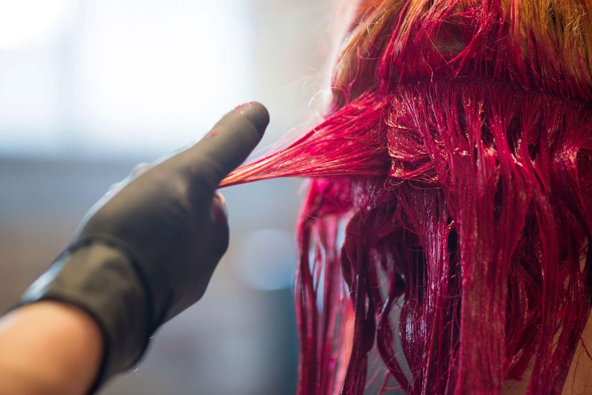رنگساژ مو جدید به روش حرفه ای ها