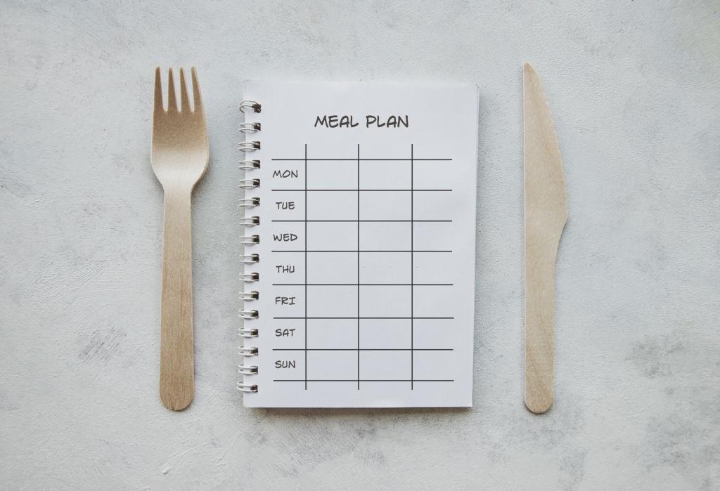 پیشنهاد برنامه غذایی هفتگی برای ناهار و شام