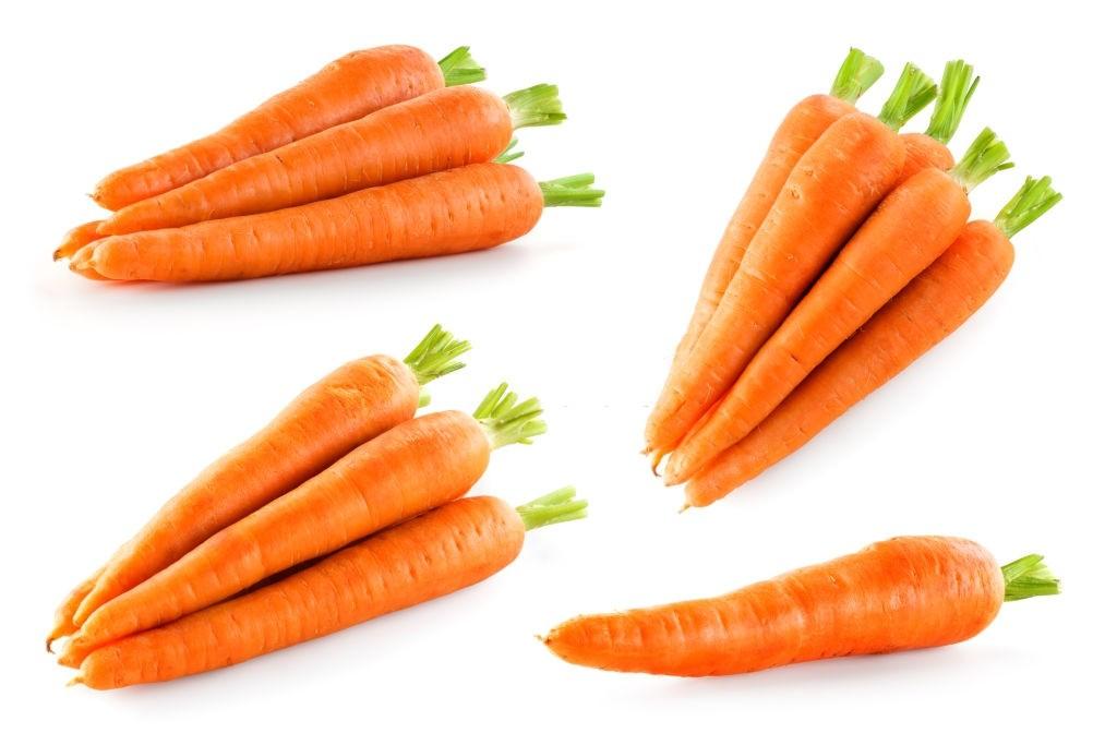 کالری هویج چقدر است ؟