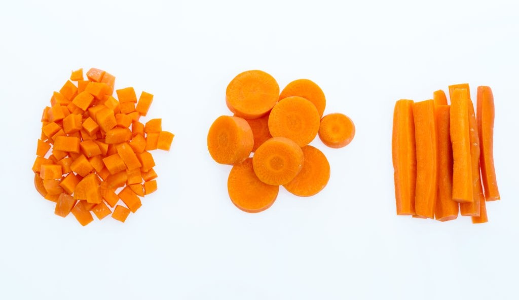 میزان کالری موجود در هویج