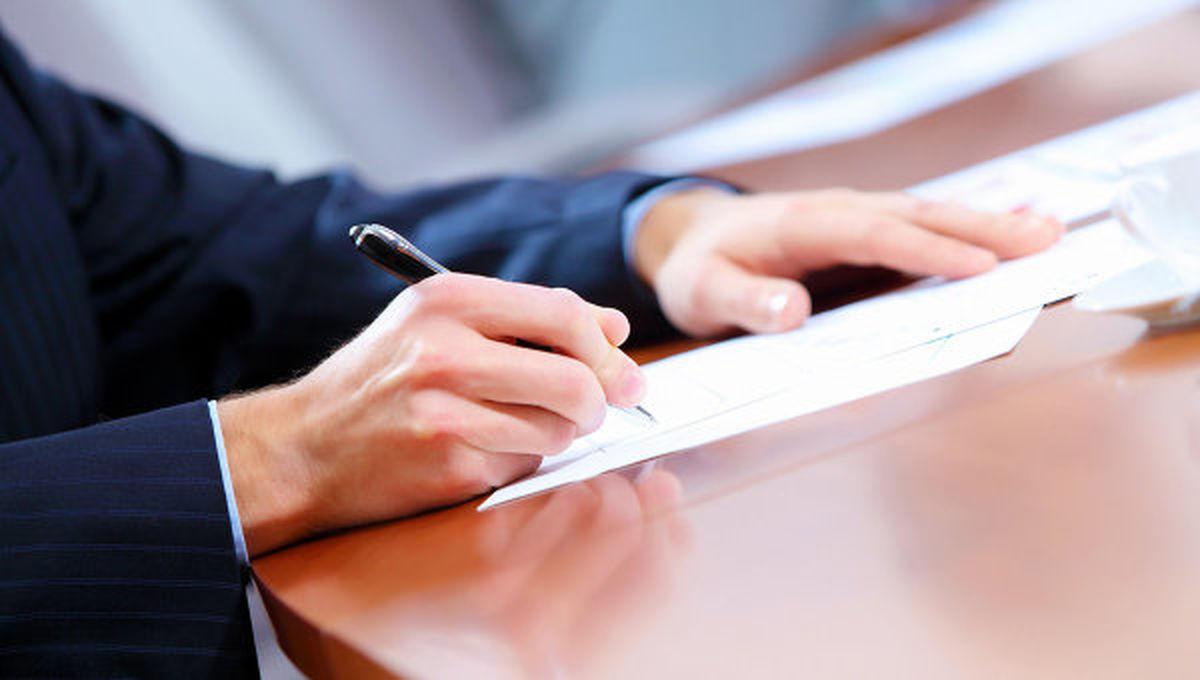 محتوای قرارداد کاری