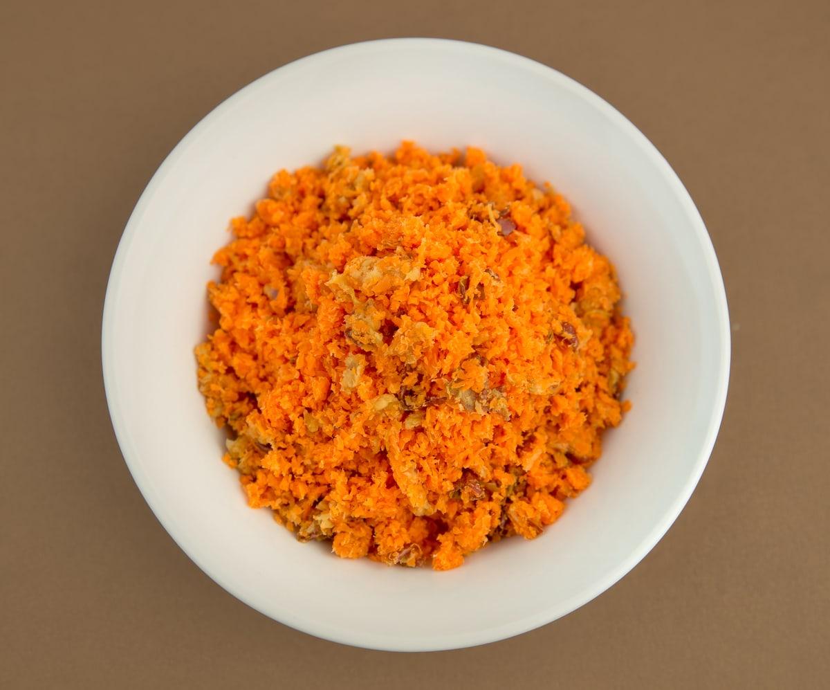 فواید تفاله هویج