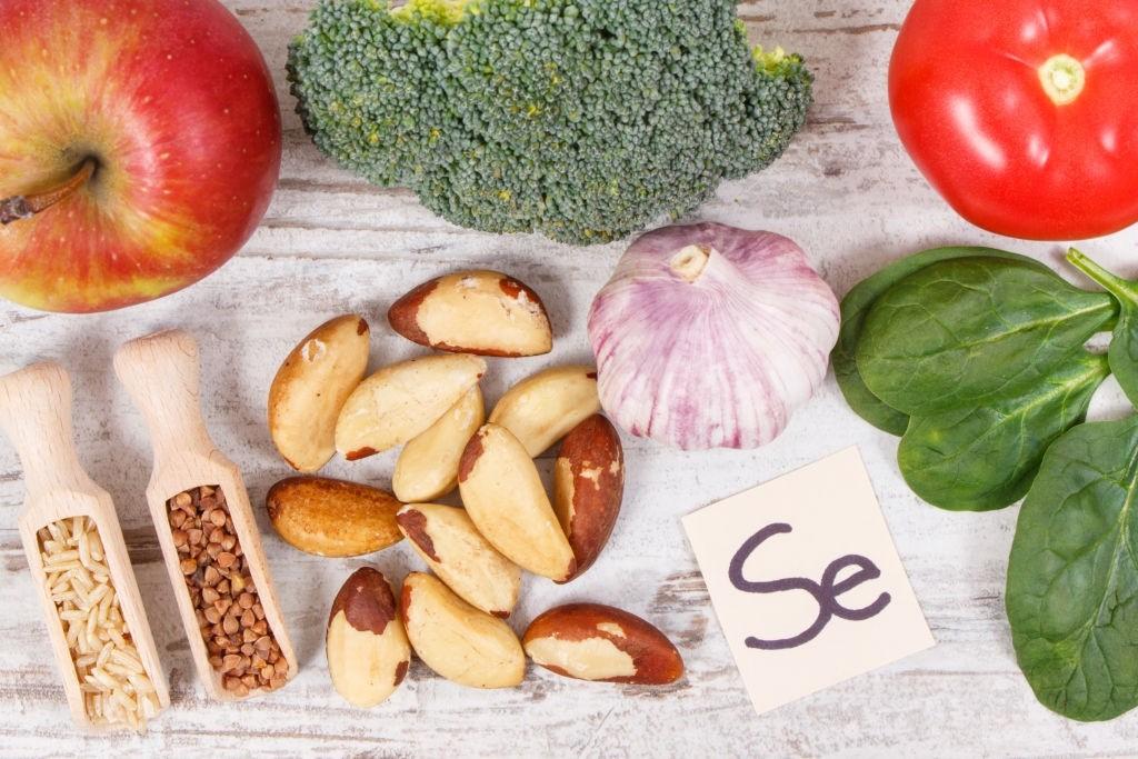 منابع غذایی حاوی سلنیوم
