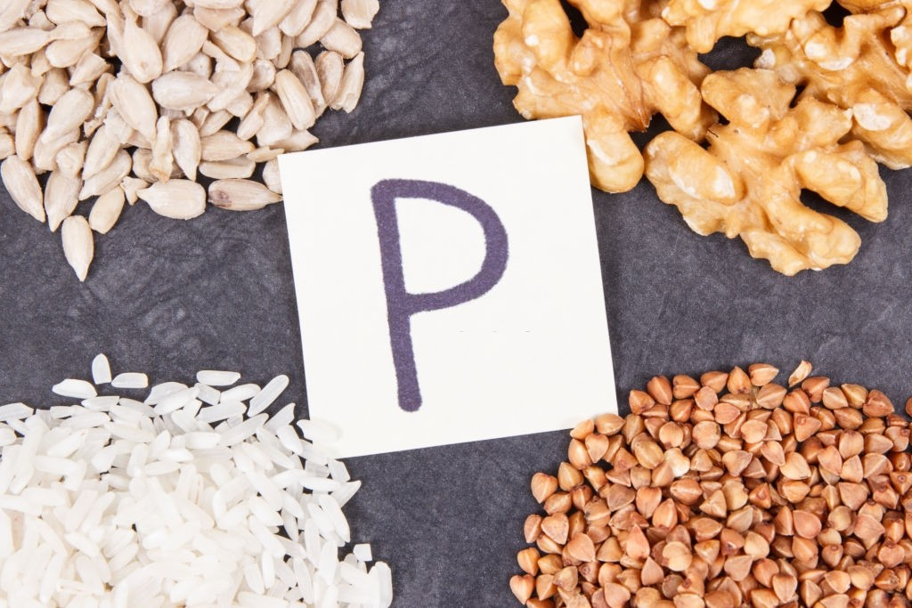 فواید ویتامین P