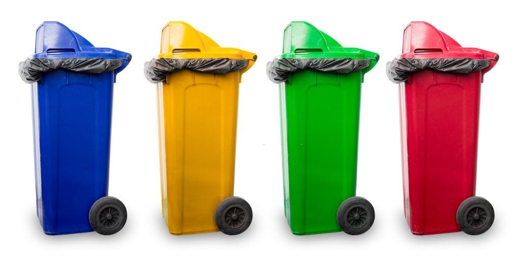 روشهای تفکیک زباله در منزل و فواید آن چیست؟