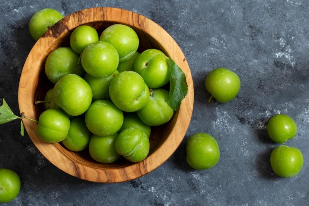 فواید گوجه سبز