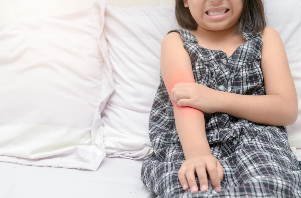 دست و پا درد در بچه ها