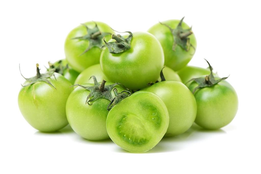 خاصیتی از گوجه فرنگی سبز که شاید ندانید