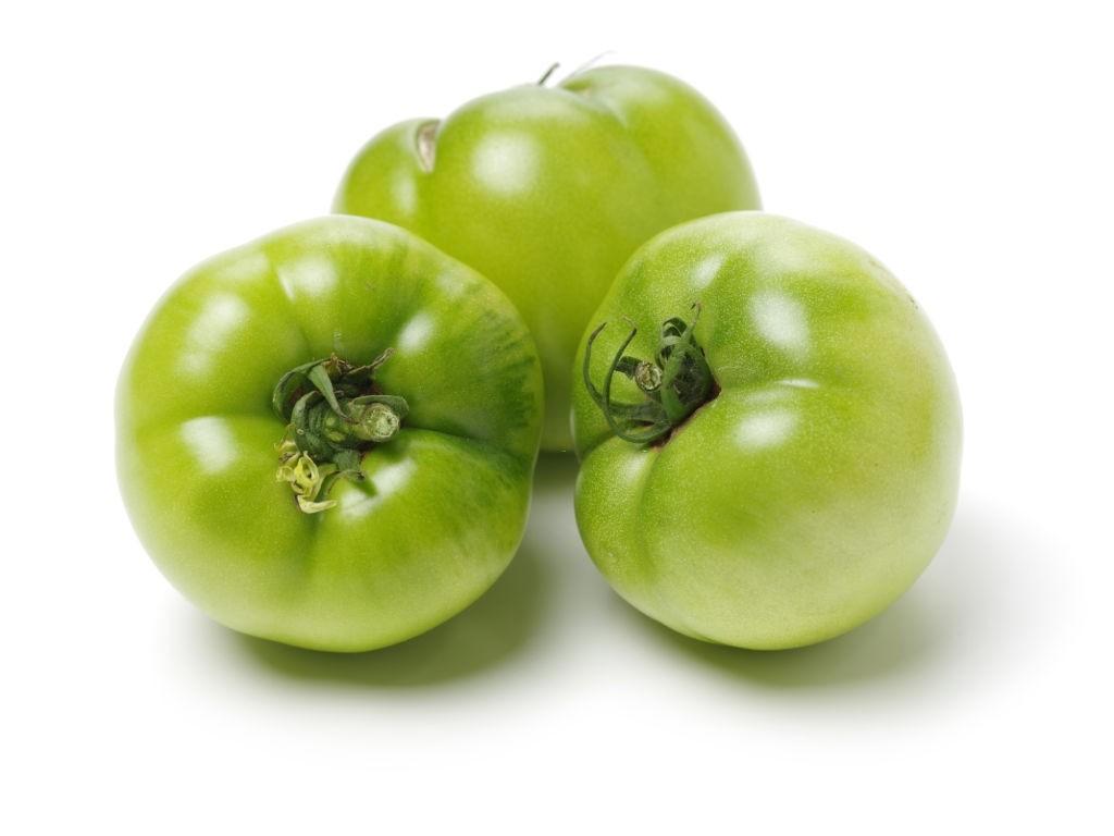 گوجه فرنگی سبز و این همه خاصیت
