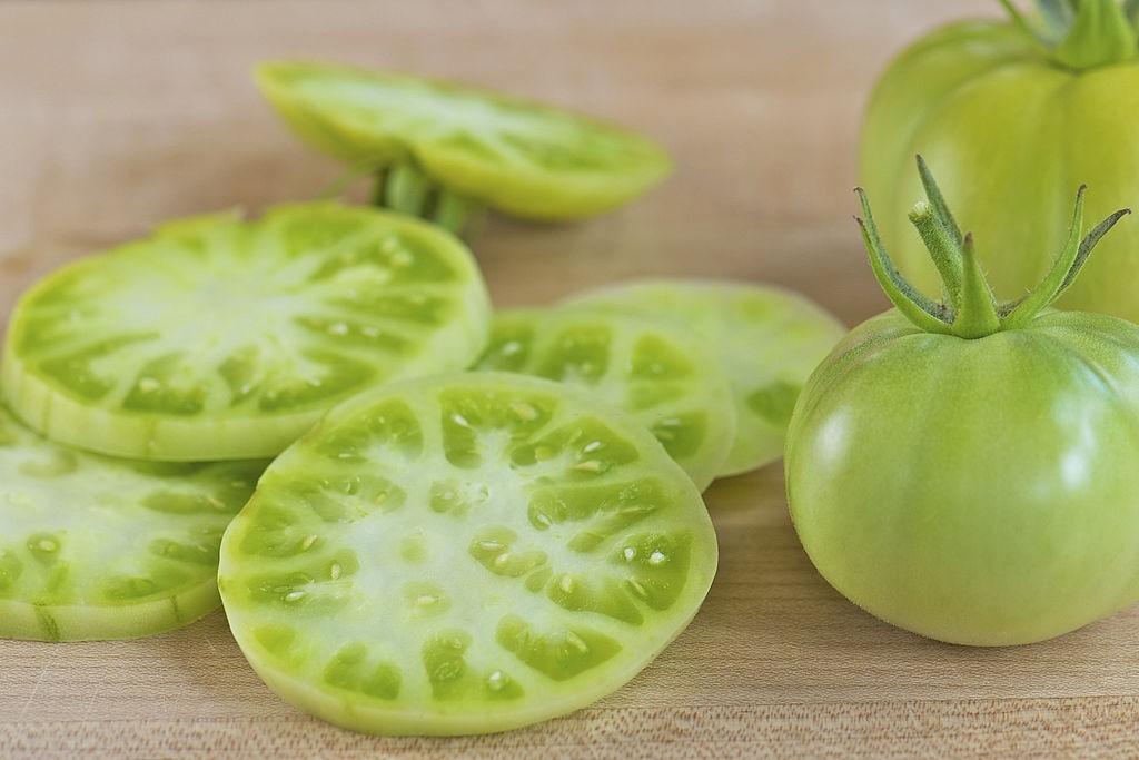 گوجه فرنگی سبز مفید برای حفظ قدرت ماهیچه ها