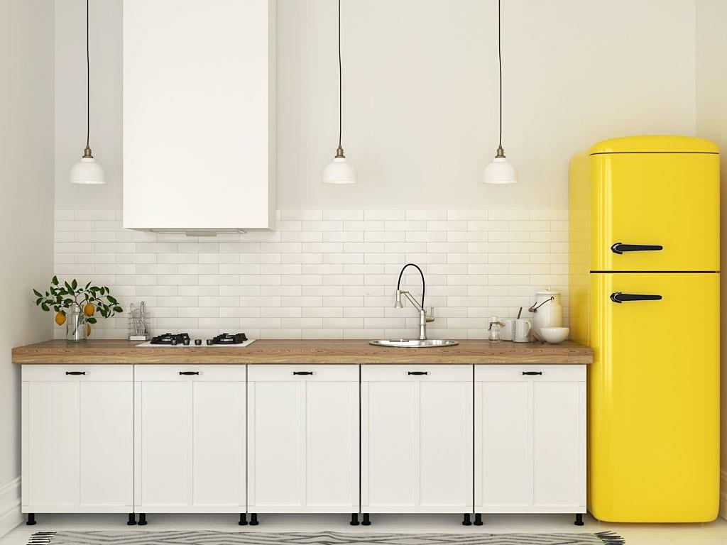 چگونه رنگ یخچال را عوض کنیم ؟