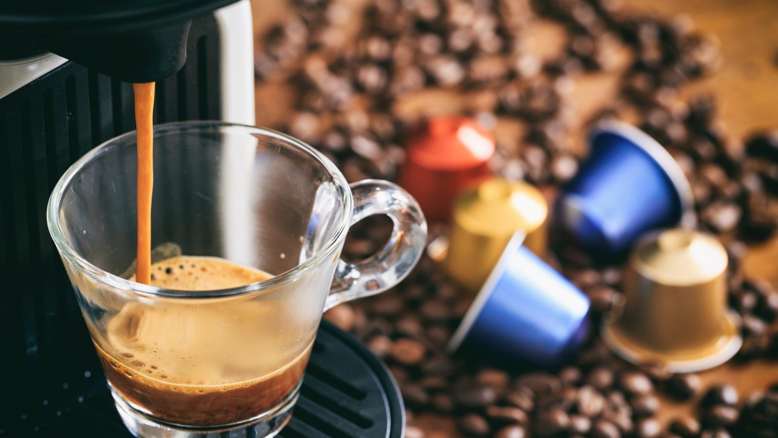 چگونه از کپسول قهوه استفاده کنیم؟