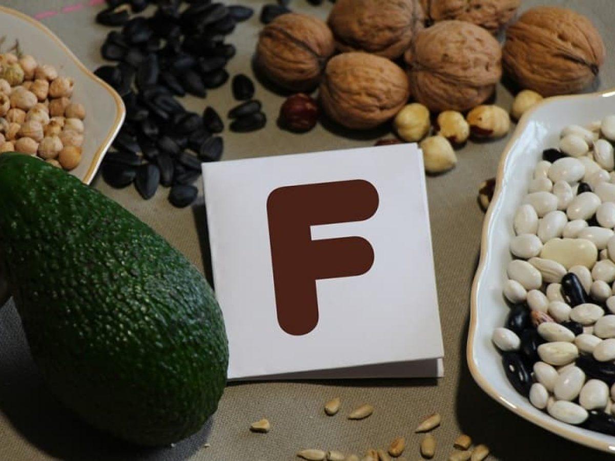 فواید ویتامین F